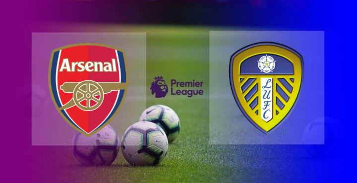 Hasil Arsenal vs Leeds United