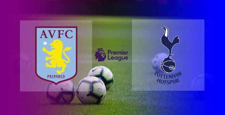 Hasil Aston Villa vs Tottenham Hotspur
