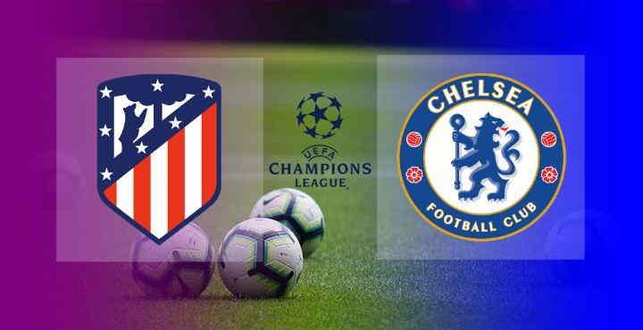Hasil Atletico Madrid vs Chelsea