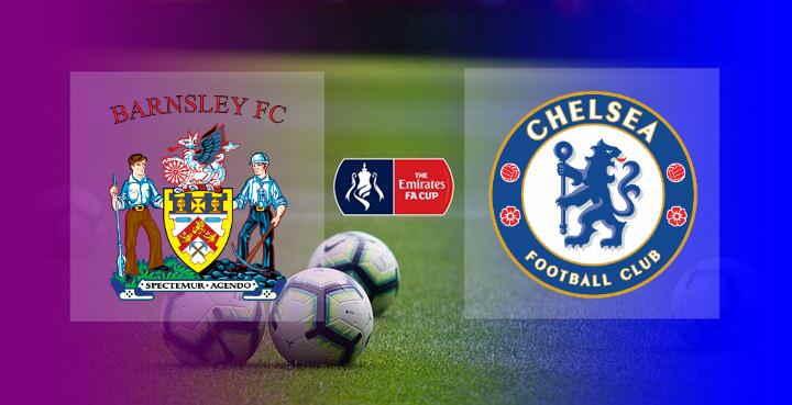 Hasil Barnsley vs Chelsea
