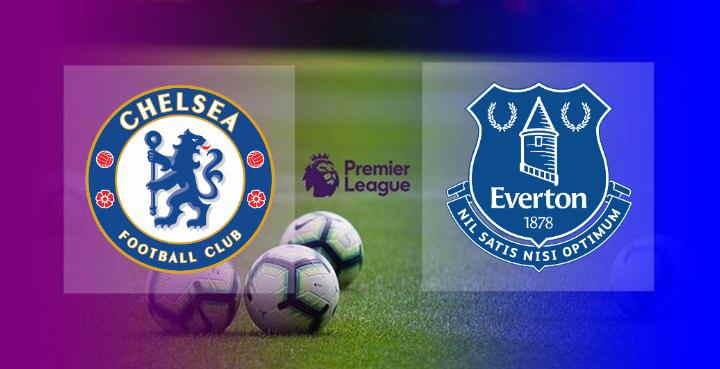 Hasil Chelsea vs Everton 2-0