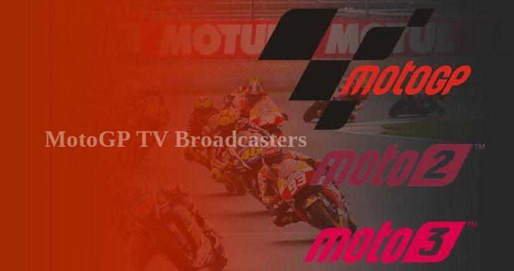 Daftar Pemegang Hak Siar MotoGP 2021
