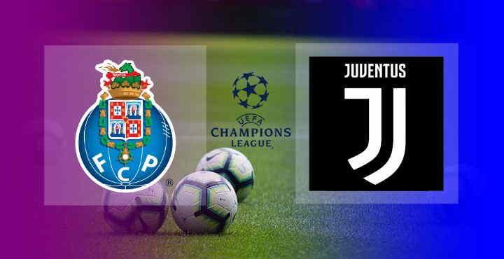 Hasil FC Porto vs Juventus UCL Leg 1