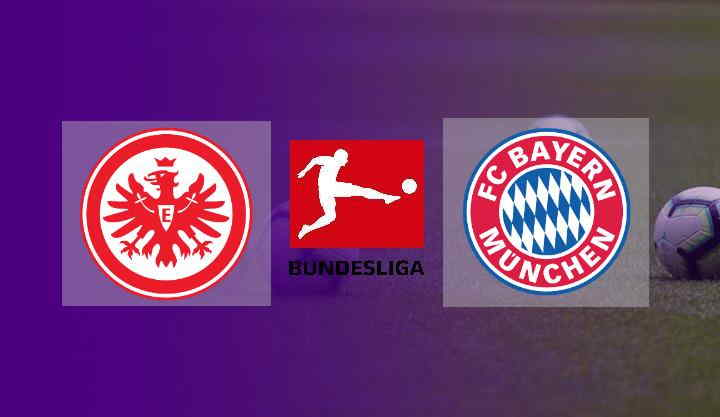 Live Streaming Frankfurt vs Bayern Munchen