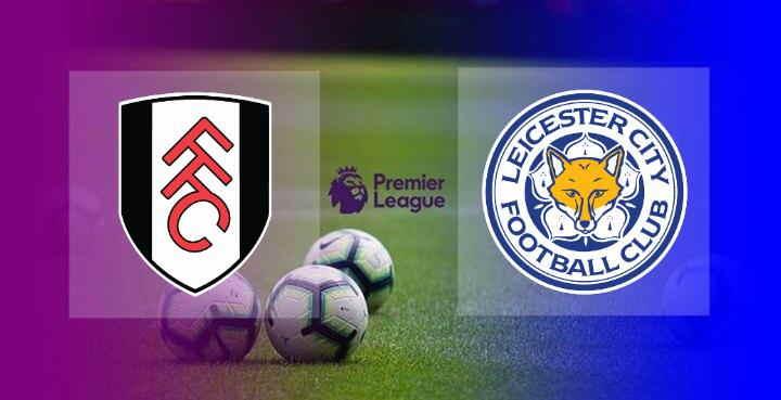 Hasil Fulham vs Leicester City Skor 0-2