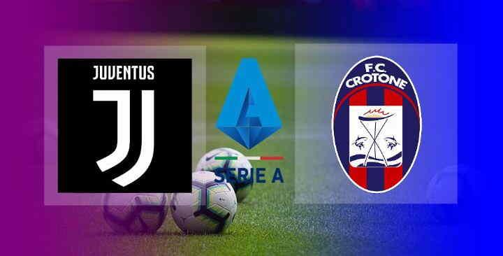 Hasil Juventus vs Crotone
