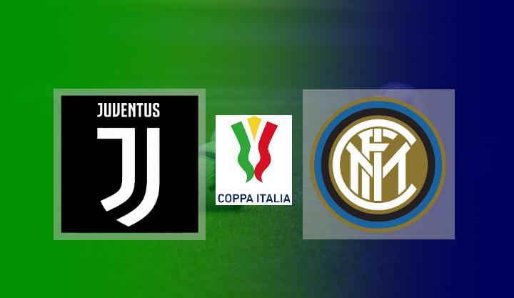 Hasil Juventus vs Inter Milan