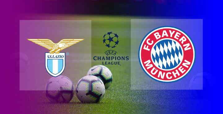 Hasil Lazio vs Bayern Munchen