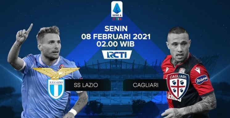 Lazio vs Cagliari Live RCTI