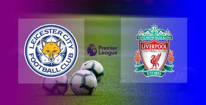 Hasil Leicester City vs Liverpool