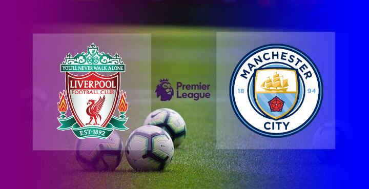 Hasil Liverpool vs Manchester City