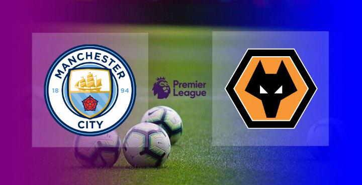 Hasil Manchester City vs Wolves