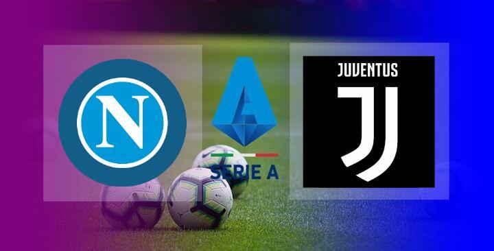 Hasil Napoli vs Juventus