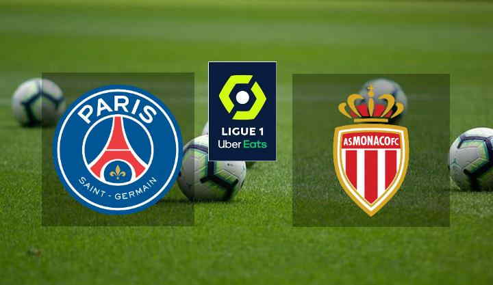 Live Streaming PSG vs Monaco