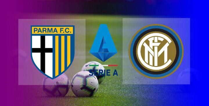 Hasil Parma vs Inter Milan