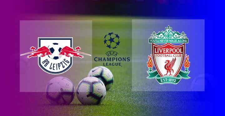 Hasil RB Leipzig vs Liverpool UCL tadi Malam
