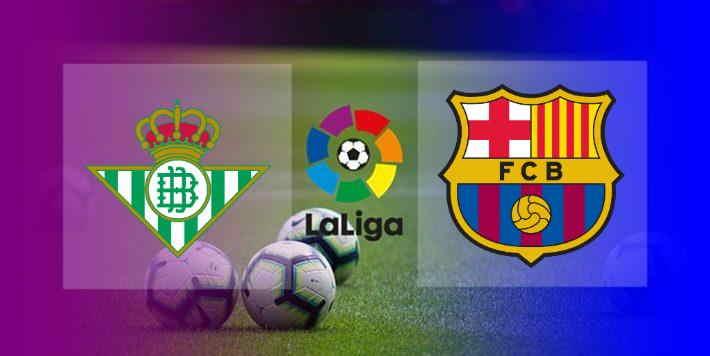 Hasil Real Betis vs Barcelona