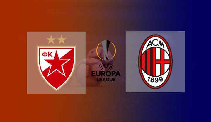 Hasil Red Star vs AC Milan