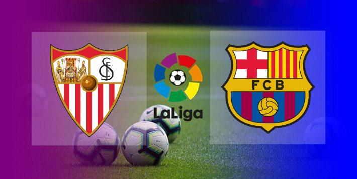 Live Streaming Sevilla vs Barcelona