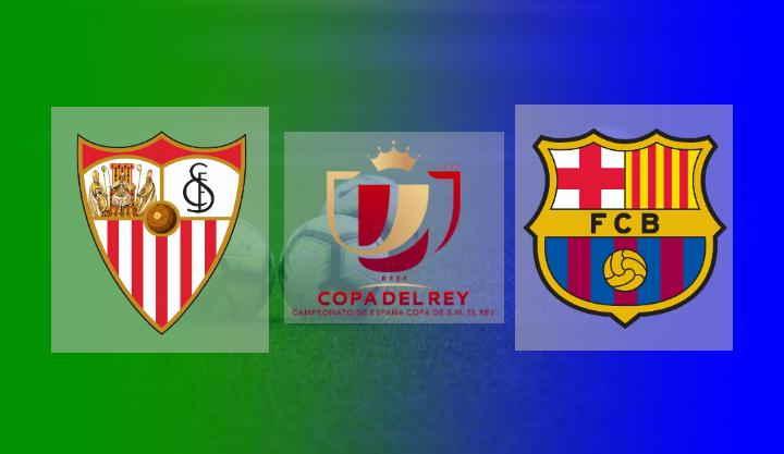 Hasil Sevilla vs Barcelona Skor Akhir 2-0