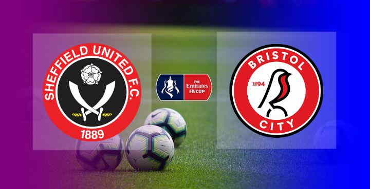 Hasil Sheffield United vs Bristol City