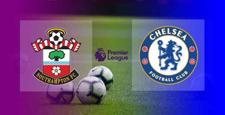 Hasil Southampton vs Chelsea