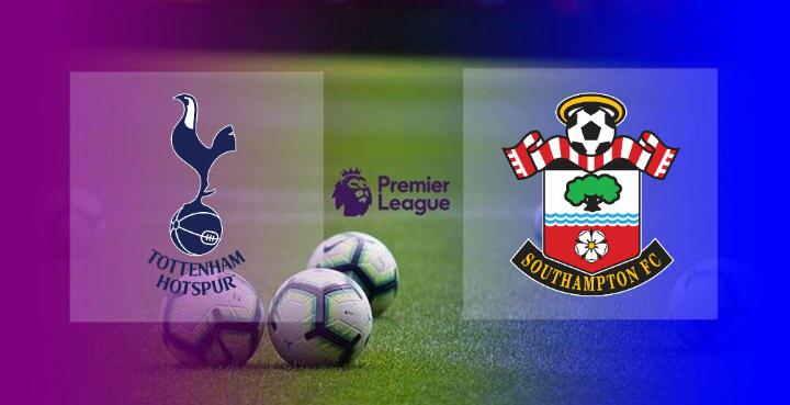 Hasil Tottenham vs Southampton