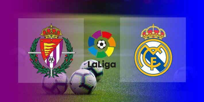 Hasil Valladolid vs Real Madrid