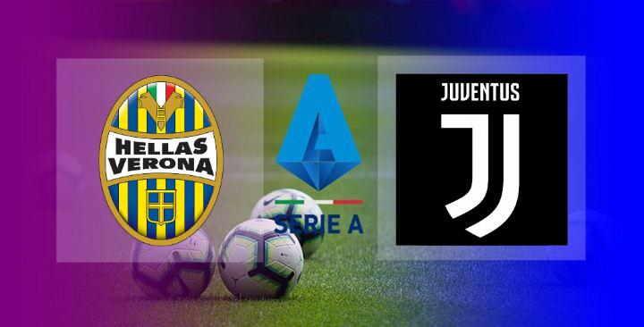 Live Streaming Verona vs Juventus