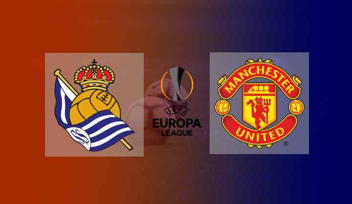 Hasil Real Sociedad vs Manchester United
