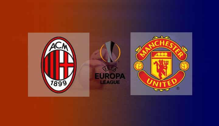 Hasil AC Milan vs Man United