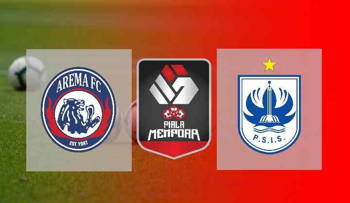 Hasil Arema FC vs PSIS Semarang