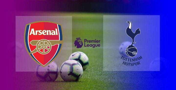 Hasil Arsenal vs Tottenham Hotspur