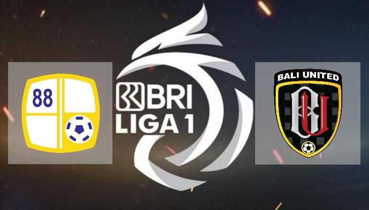 Hasil Barito Putera vs Bali United Skor Akhir 1-2