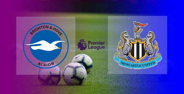 Hasil Brighton vs Newcastle