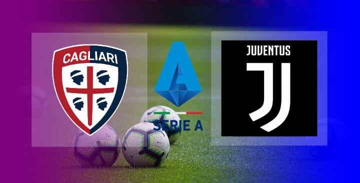 Hasil Cagliari vs Juventus Skor Akhir 1-3