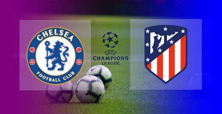 Hasil Chelsea vs Atletico Madrid