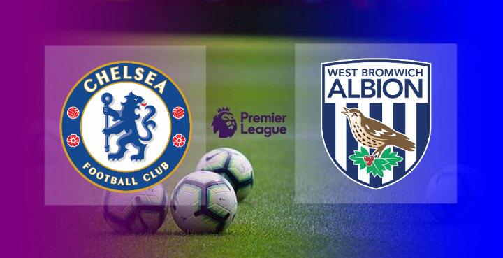 Hasil Chelsea vs West Bromwich