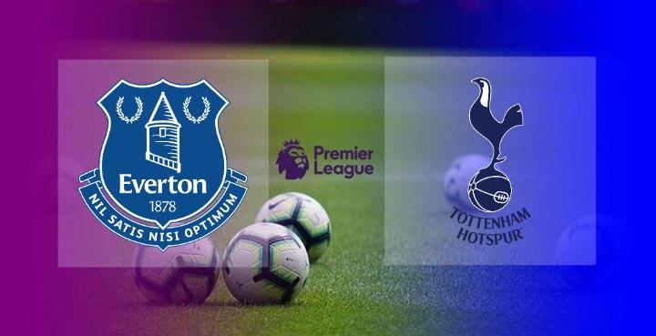 Hasil Everton vs Tottenham Hotspur Tadi malam