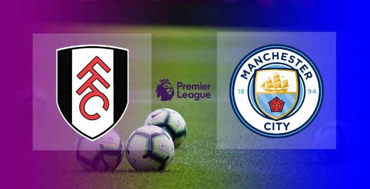 Hasil Fulham vs Manchester City