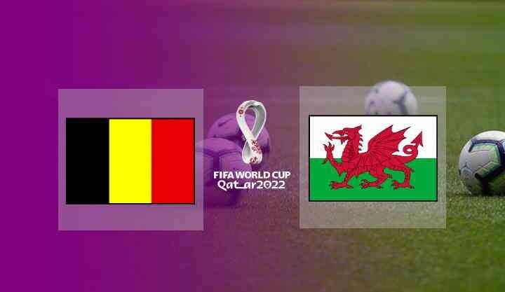 Hasil Belgia vs Wales 3-1