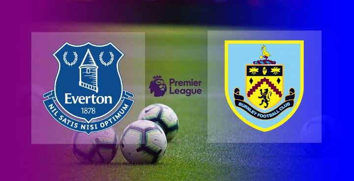 Hasil Everton vs Burnley Skor Akhir 1-2