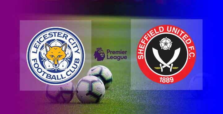 Hasil Leicester City vs Sheffield United Tadi malam