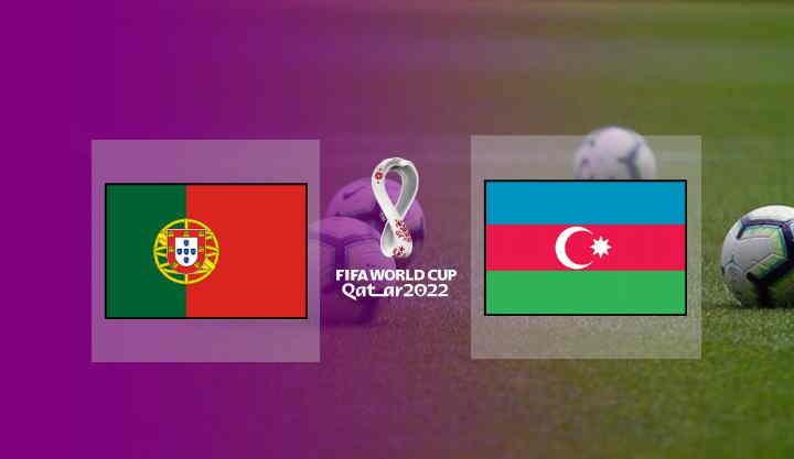 Hasil Portugal vs Azerbaijan Skor Akhir 1-0