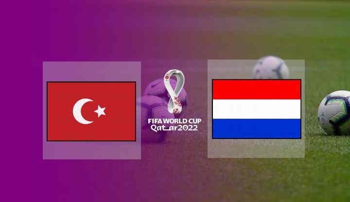 Hasil Turki vs Belanda