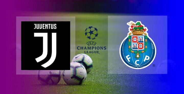 Hasil Juventus vs FC Porto