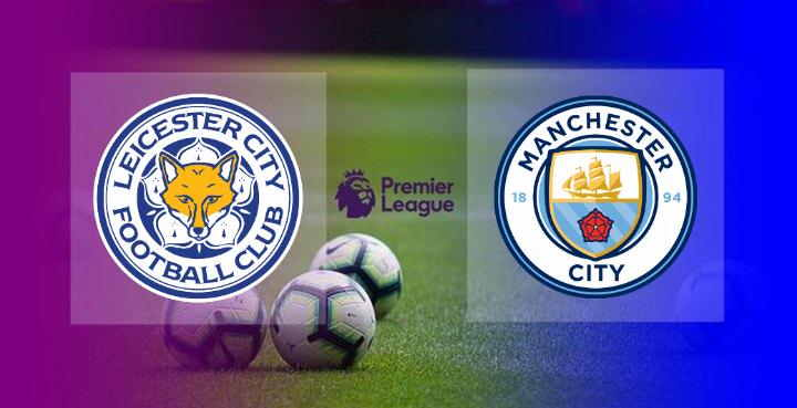 Hasil Leicester City vs Manchester City