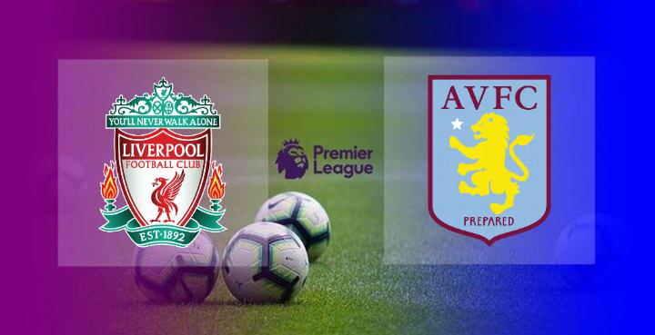 Hasil Liverpool vs Aston Villa Hari Ini