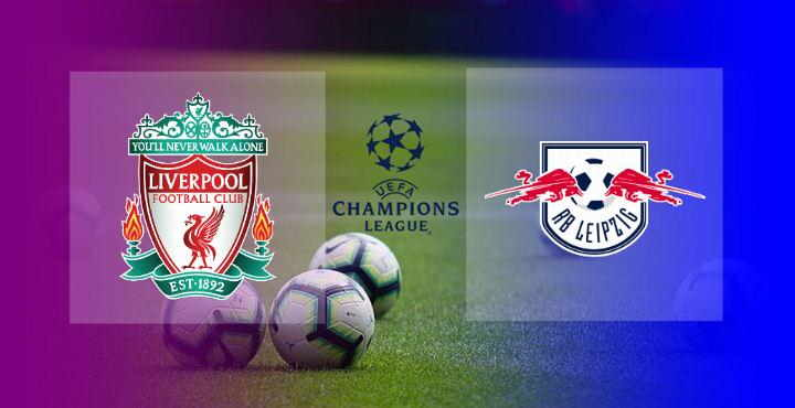 Hasil Liverpool vs RB Leipzig