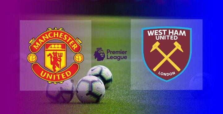Hasil MU vs West Ham